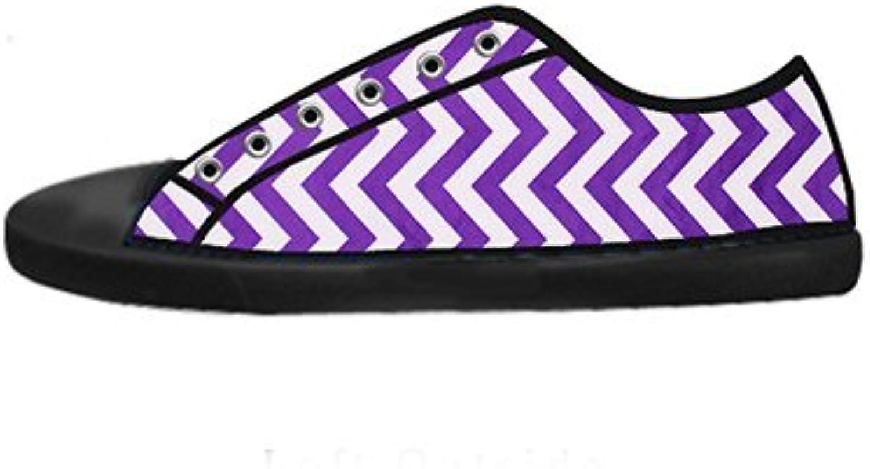 Daniel Turnai fan Anpassad Chevron ny skor duk duk duk skor för Män  vara i stor efterfrågan
