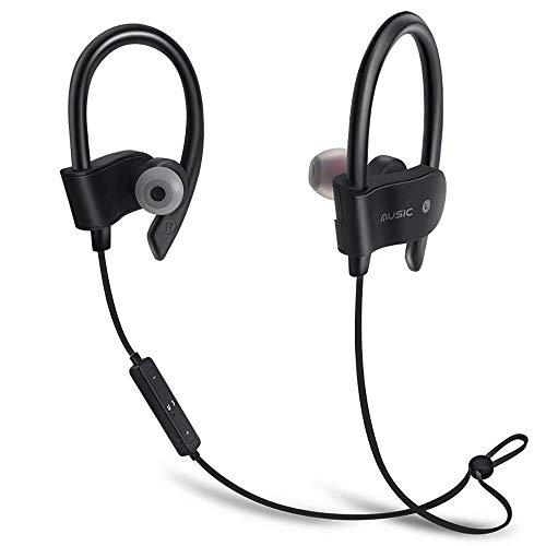 Stywvoe Wireless Earbuds, [Upgraded] Bluetooth V5.2 Headphones in-Ear Stereo IPX5 Waterproof Wireless Headphones-Sport Bluetooth Earphones - Best Sport Wireless Earbuds4