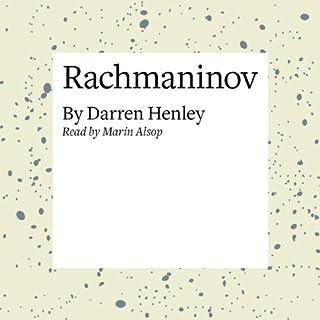 Rachmaninov audiobook cover art