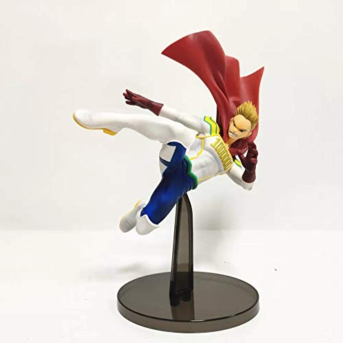 Bandai Spirits. BOKU NO Hero Academia Toogata Mirio The Amazing Heroes Lemillion Estatua