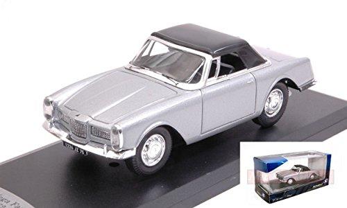 WhiteBox 1:43 Modellauto Fertigmodell 1958 Facel Vega FV met.-dkl.-rot