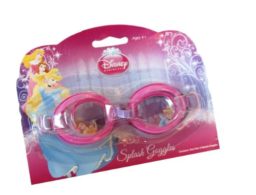 Disney Princess Splash Swim Goggles - Styles will vary