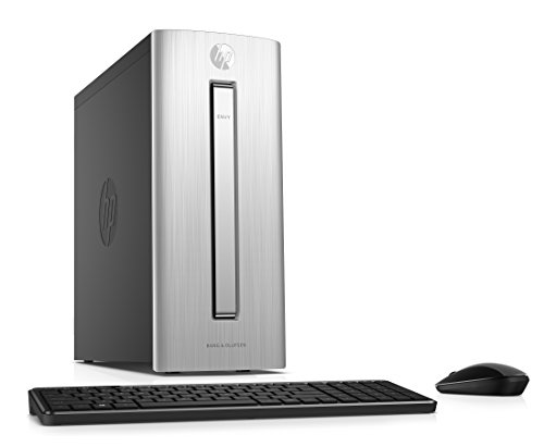 HP Envy 750-514, Intel Core i5-7400, 12GB, 128GB SSD+1TB HDD, Desktop PC (Certified Refurbished)