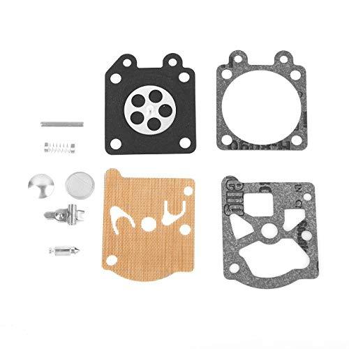 Ba30DEllylelly Kit de reparación de diafragma de junta de carburador, juego de juntas de herramienta de reconstrucción Zenoah G3800 para junta de diafragma ZAMA para motosierra 45cc 38cc 52cc