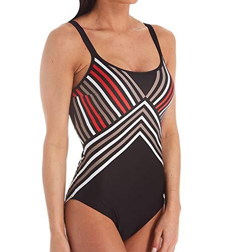 Primadonna Swim Damen Hollywood Badeanzug ohne Bügel D-G Cup Hollywood