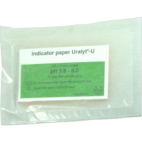 URALYT U INDIKATORPAPIER 52X2St 0548784