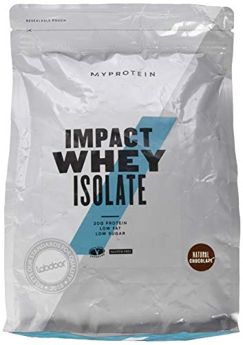 Myprotein Impact Whey Isolate Protein Natural Chocolate 1000 g