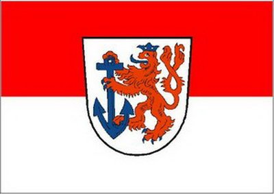 Flagge Fahne Düsseldorf 90x150cm