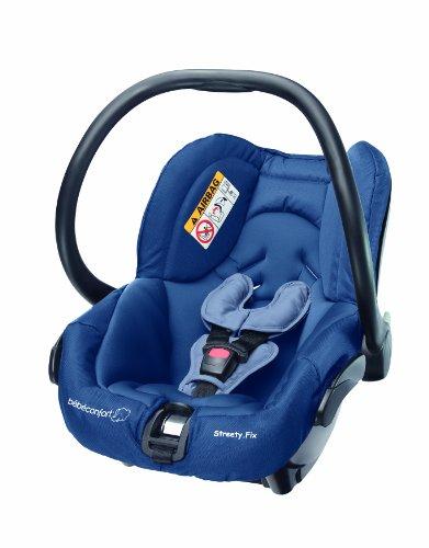 Bébé Confort Streety. Fix–Siège auto, groupe 0+, 0–13kg, couleur BLEU