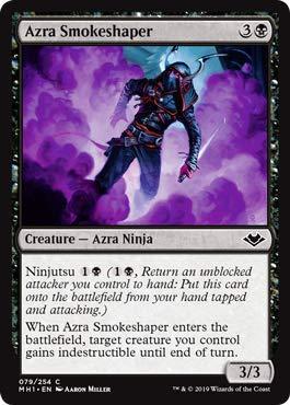 Magic: The Gathering - Azra Smokeshaper - Foil - Modern Horizons