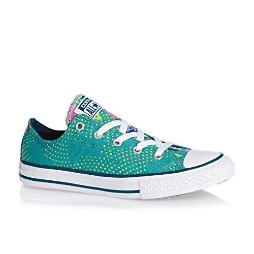 Converse Shoes - Converse Chuck Taylor All Star Shoes - Aegean Aqua/White/Blue Lagoon