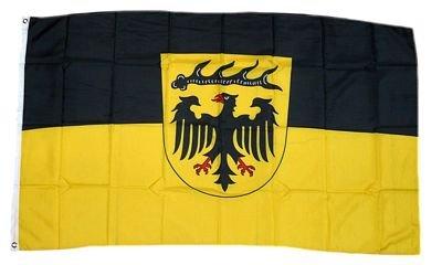 Fahne / Flagge Landkreis Ludwigsburg NEU 90 x 150 cm