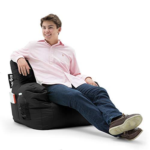Big Joe Dorm Black Gaming Bean Bag