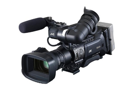 JVC Camcorder 3 CMOS 1/3