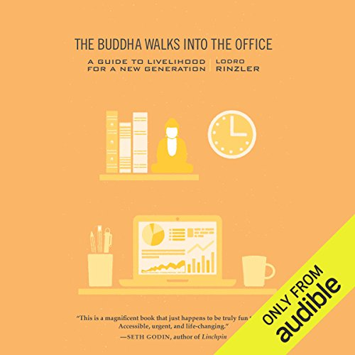 The Buddha Walks into the Office cover art