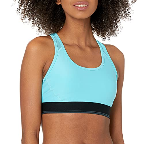 Amazon Essentials Women's Control Tech Racerback Sports Bra