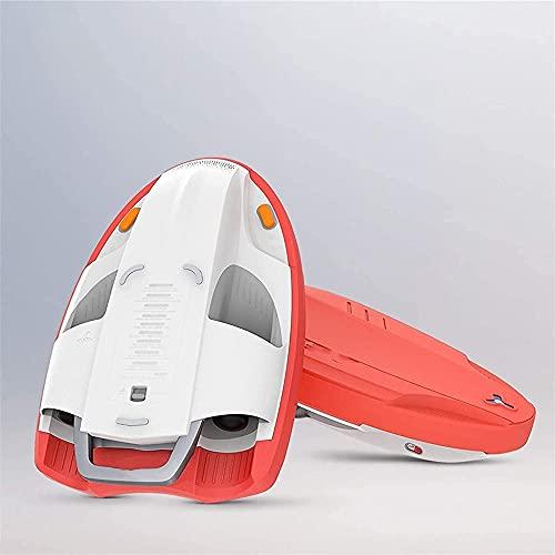 Sgxiyue Scooter de Agua Operación de Refuerzo Submarino Plus Pedido Dual Potencia Batería extraíble 45 Minutos Tiempo de Uso 3.7km / h Velocidad de Rescate de Agua