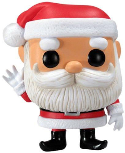 Funko Santa POP