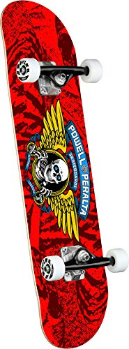 Powell Skate Completo Peralta: Winged Ripper Red 7.0