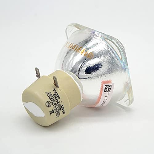 CXOAISMNMDS MW519 MP502 MP511 MP512 MP522 MX850 Lámpara de proyector MP525P MP575 MP575P MP612 MP612C MP622 FIT para BENQ Reemplazo de la Bombilla del proyector (Color : 5J.J5E05.001)