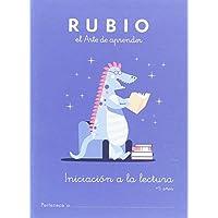 Iniciación a la lectura RUBIO +5: 2