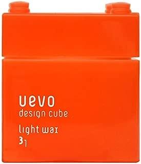 ウェーボ デザインキューブ ライトワックス 80g