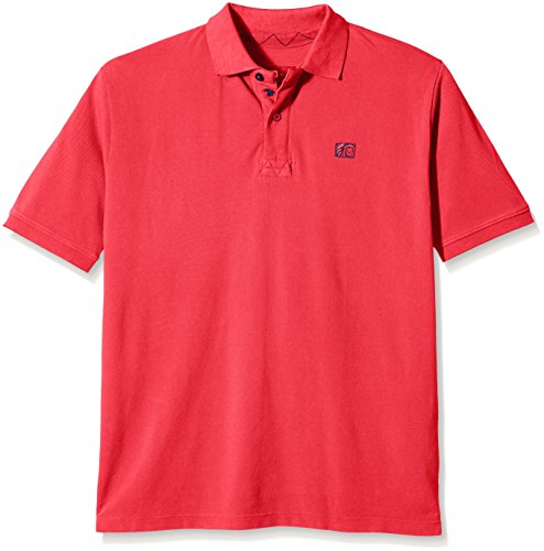 The indian face 06-018-03 Polo, Rouge, L Homme