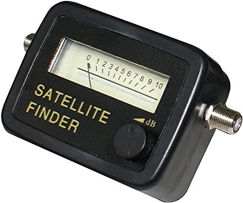 Satellite Dish Signal Finder/Strength Meter - Satellite Finder