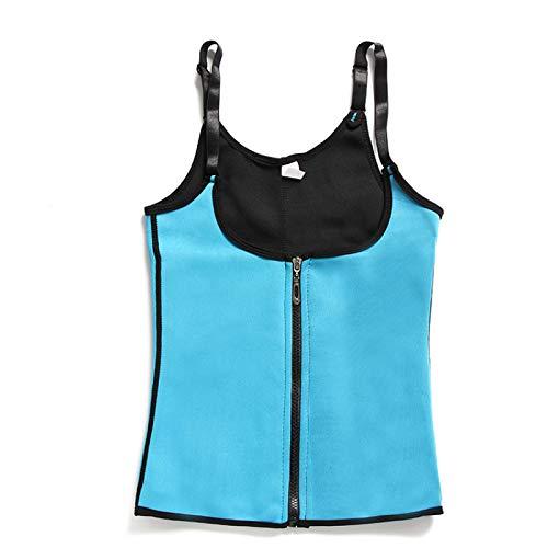 marca blanca Corsé de entrenamiento de cintura para pérdida de peso, control de barriga, moldeador de cuerpo de neopreno, entrenamiento de sudor y cinturón para mujer