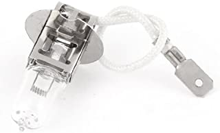 eDealMax H3 CC 24V 55W bianco caldo Auto Car alogena lampadina della lampada del faro