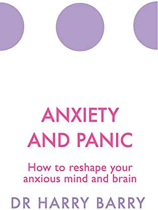Anxiety and Panic How to reshape your anxious mind and brain The Flag Series product image