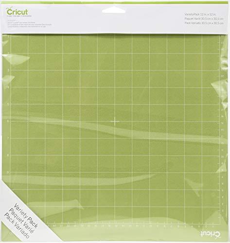 Cricut Schneideunterlage, 30,5 x 30,5 cm, Variante 3 Stück