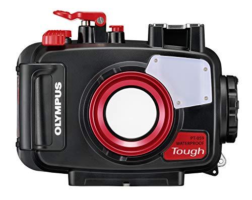 Olympus PT-059 - Carcasa Sumergible para cámara Digital TG-6