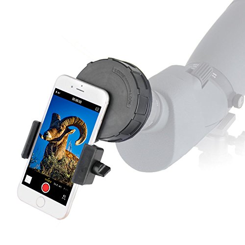Why Should You Buy SnakeLook Spotting Scope & Binocular Phone Adapter - Connect your Phone to your O...