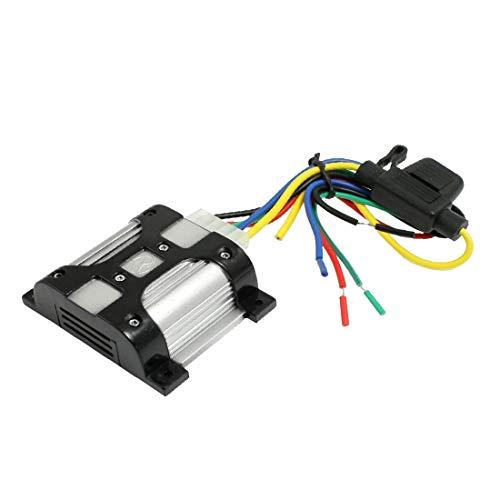 New Lon0167 Amplificador de coche Audio Filtro de ruido Supresor de aislamiento de bucle de tierra(Auto-Verstärker-Audio-Rauschfilter Bodenschleifenunterdrücker