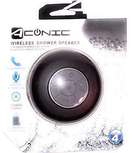 Waterproof Wireless Shower Bluetooth Speaker