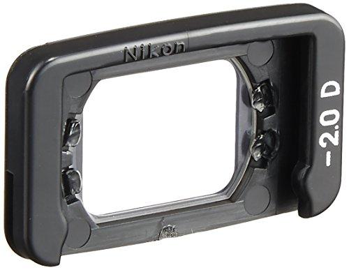 Nikon Diopter -2.0 Correction Eyepiece for D50/70/70S/100/200, N50/60/65/70/80/6006, Pronea, FM10 cameras