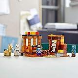 Zoom IMG-1 lego minecraft il trading post