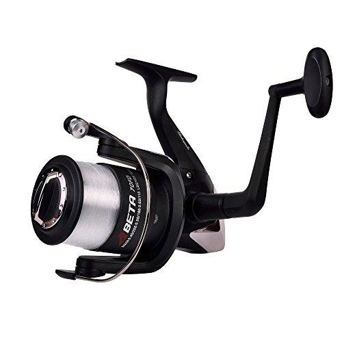 SHAKESPEARE Beta Noir - Carrete de Pesca de lanzado, Color Negro, Talla 50RD