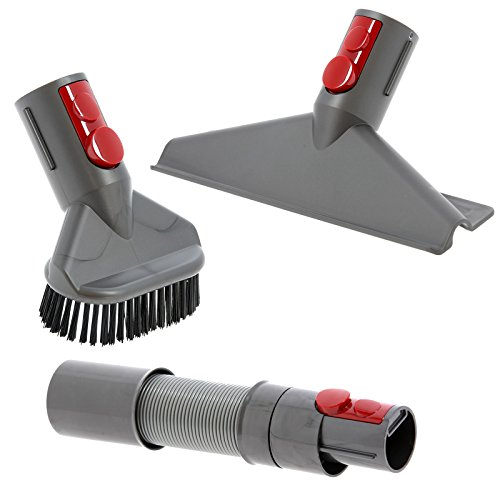 Dyson - Kit di accessori per aspirapolvere senza filo Dyson V7 V8 SV10 SV11