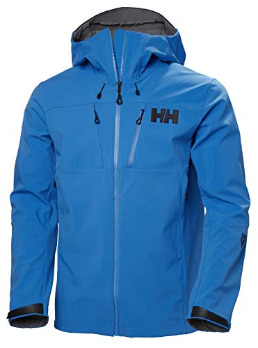 Helly-Hansen Men's Odin Mountain Softshell Jacket, 639 Electric Blue, X-Large