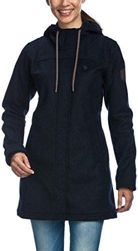 Tatonka Damen Mantel Hanford Coat, Blue Nights, 42