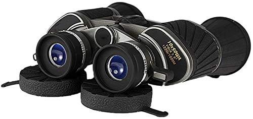 XIAOWANG FernglasRussisches Militär 10X50 Fernglas, Hd Fmc Blau Beschichtetes Bak-4 Dach Prisma Wasserdicht Und Anti-Fog- Universalfernglas für Vogelbeobachtung, Jagd, Wandern