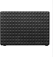 Seagate Expansion Desktop, 14 TB, External Hard Drive HDD - USB 3.0 for PC Laptop and Two-Year Rescue Services...