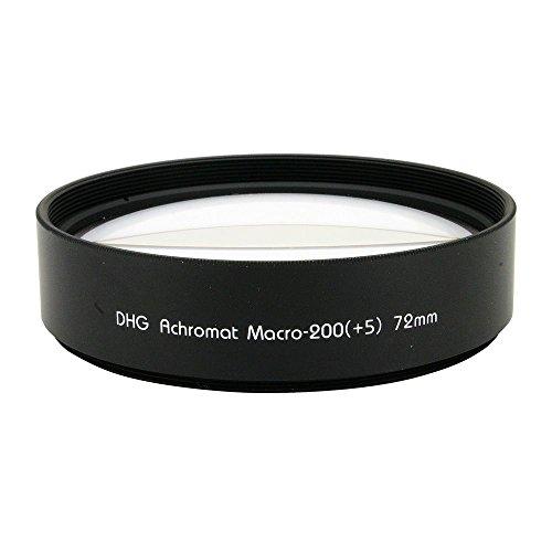 MARUMI DHG200ACH58 Filtre Noir, Transparent