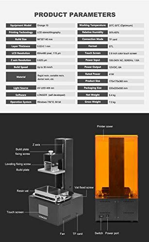 Longer3D – Orange 10 - 5