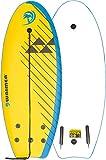 Waimea Tabla de Surf Espuma EPS 114 cm Amarilla 52WZ-BLO-Uni Deporte Acuático
