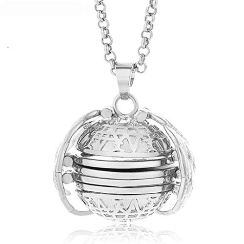 Underleaf Multi-Layer Photo Locket Necklace Creative Openable Item Box Pendant Collar Jewelry Accessories Precious Gift