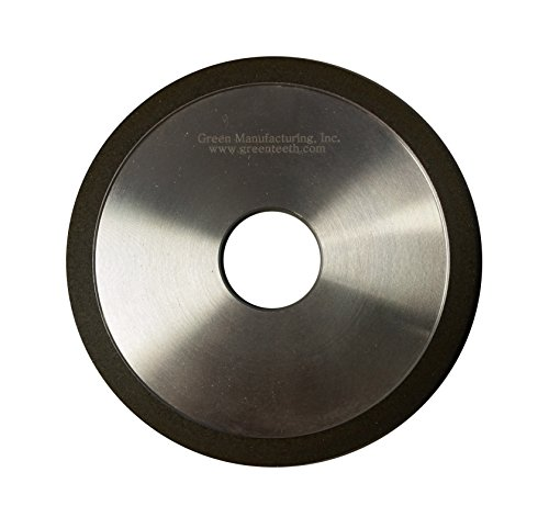 Greenteeth 1/4' 80 Grit Diamond Wheel