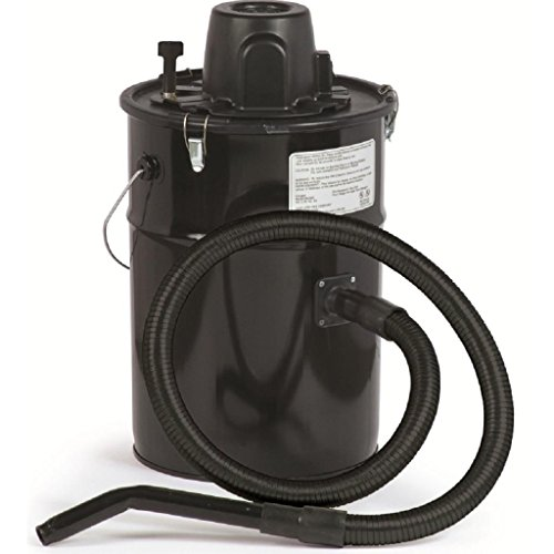 Cheetah Ash Vacuum, Black, Made in USA